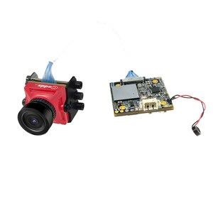 Image 2 - Caddx tortue V2 800TVL 1.8mm 1080p 60fps NTSC/PAL commutable HD FPV caméra avec DVR pour bricolage RC FPV course Drone quadrirotor