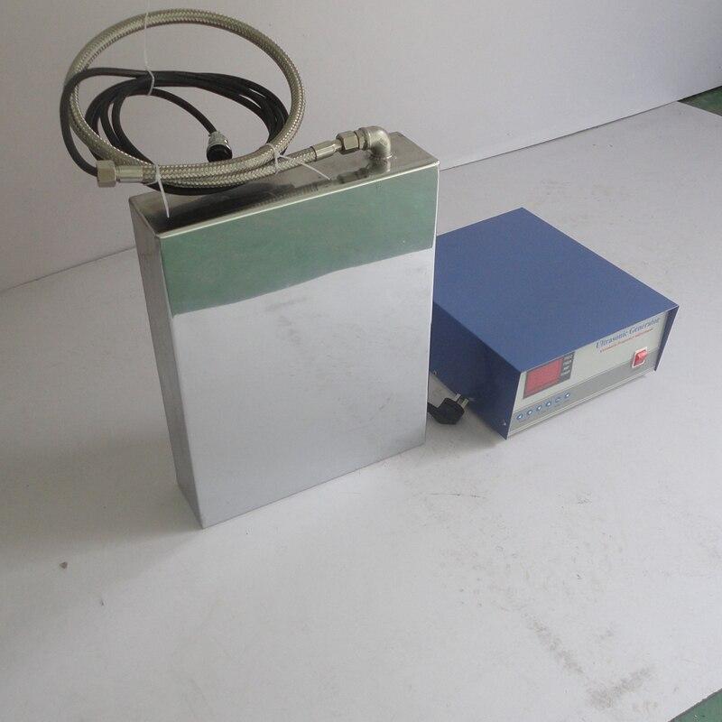 1800W Submersible ultrasonic transducer 17khz/20khz/25khz/28khz/30khz/33khz/40khz Select only one frequency