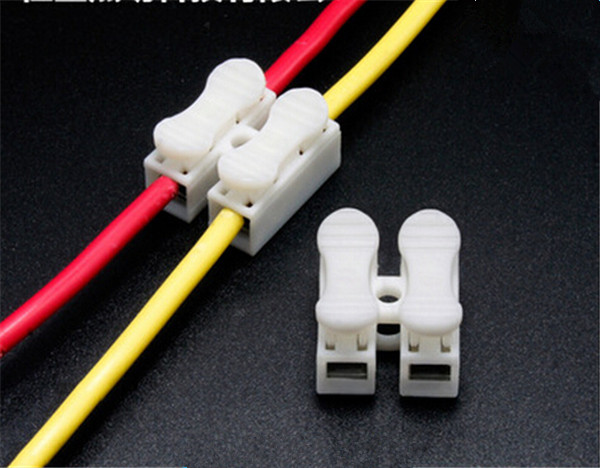 on wiring connectors connection