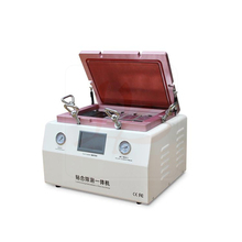 Russia tax free 15 inch LY 888B all in one OCA laminating machine for samsung for S6 S6+ S7 NOTE4 EDGE OCA moulds