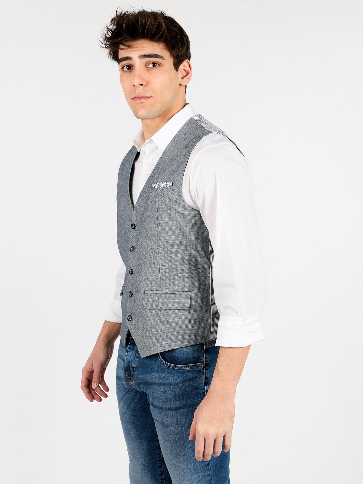 Elegant Vest Men
