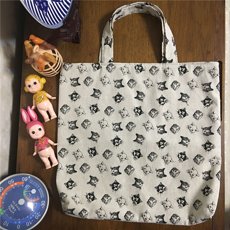Popular Cotton Book Bag-Buy Cheap Cotton Book Bag lots from China ...