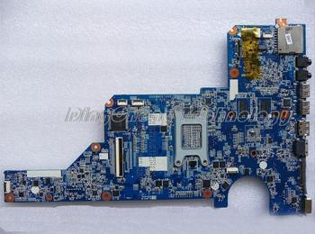 HOLYTIME laptop Motherboard For hp G4 G6 G7 654117-001 DAR18DMB6D0 I3-370M CPU HM55 520M 1G non-integrated graphics card