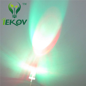 Image 4 - 50 cái LED 5 MÉT LED RGB LEDS Slow RGB Flash Red Green màu xanh Cầu Vồng Nhiều Màu Sắc Phát Ra Điốt Vòng Strobe Đèn Led Đèn ÁNH SÁNG DIY