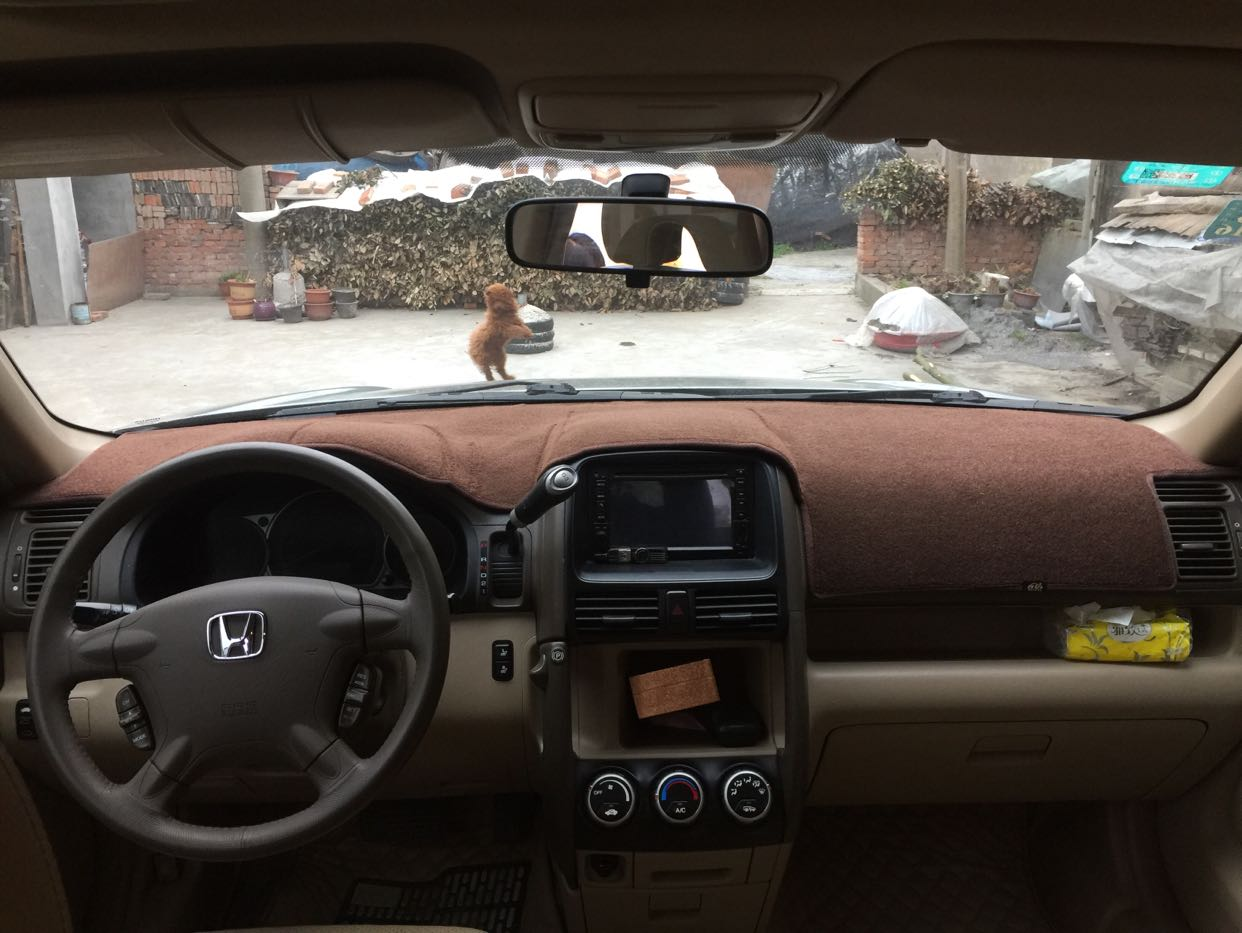 Dashmats Car Styling Accessories Dashboard Cover For Honda Crv Cr V