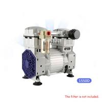 1550D Oil Free High Vacuum Pump Industrial 220V/50HZ 1500W Large Flow Suction Pump Negative Pressure Pump 140L/Min
