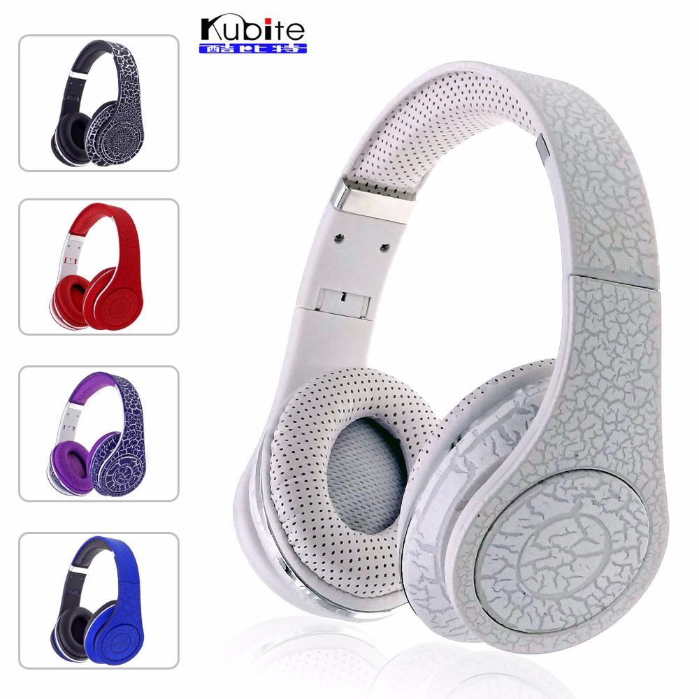 все цены на  Kubite Wired Headphones with 3.5mm Jack Foldable Headset for Computer Detachable Earbuds Headset for Mobile Phone fone de ouvido  онлайн