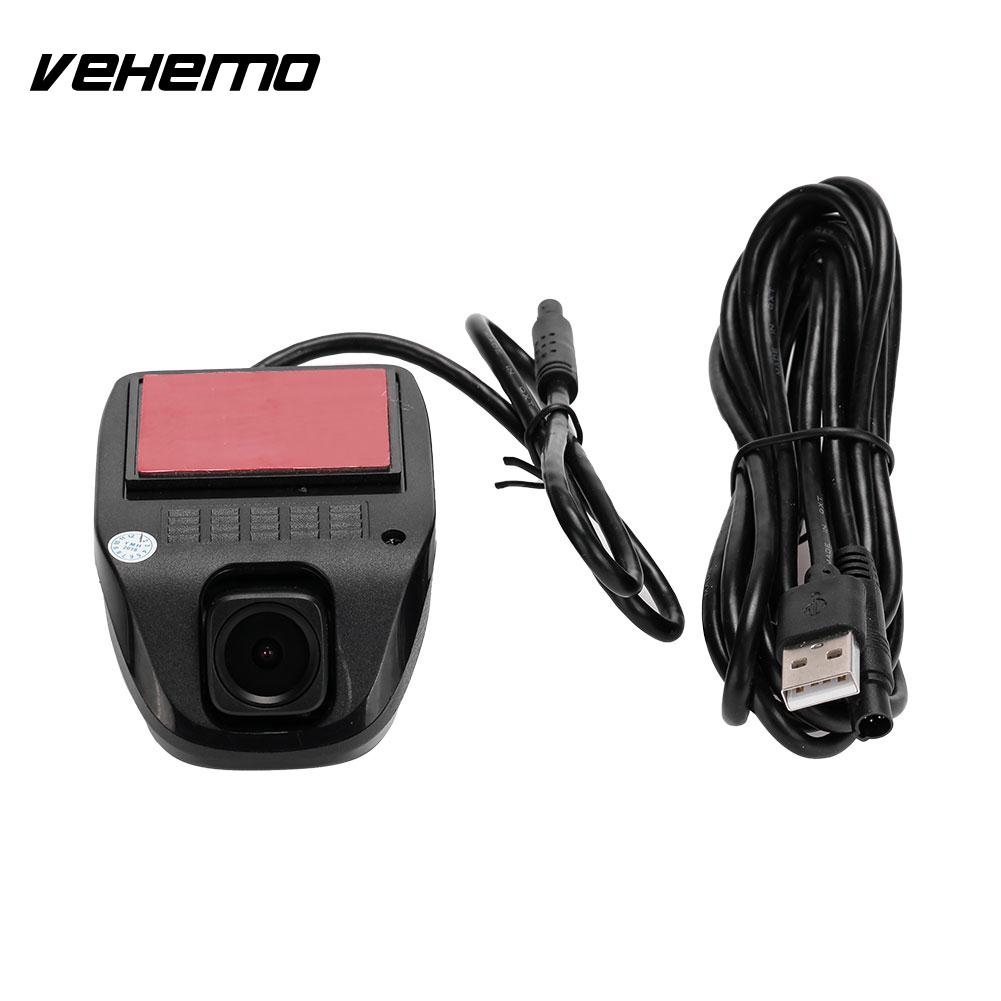 Vehemo 1080P Android Navigation Video Recorder G-Sensor Camcorder Premium Quality Car DVR USB Dash Cam