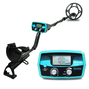 TS180 Waterproof Underground Metal Detector as Archaeological Positioning Instrument with LCD Display