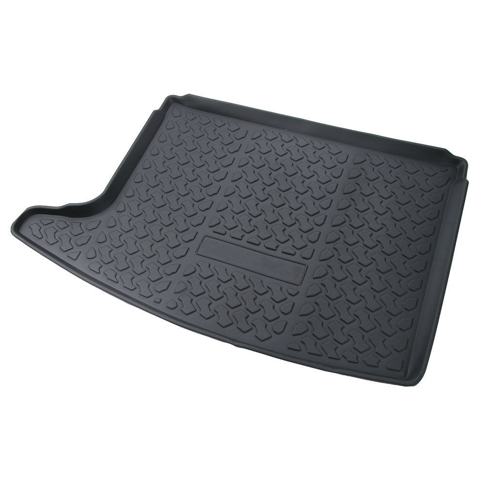 Floor mats jeep compass - Bbq Fuka 1pc Black Abs Interior Rear Trunk Boot Cargo Mat Durable Fit For Jeep