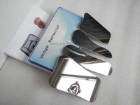 1pack 4PCS Dental Clinic Stainless Steel Photography Mirrors Orthodontic Intra Oral