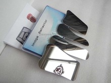 1pack/4PCS Dental Clinic Stainless Steel Photography Mirrors Orthodontic Intra-oral