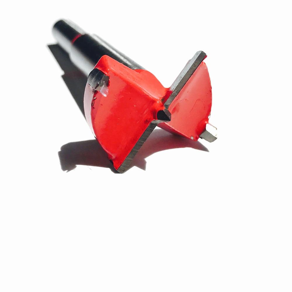 Gratis verzending 1 ST 14-40mm TCT Hout Scharnier Boring Boor Cutter - Boor - Foto 6