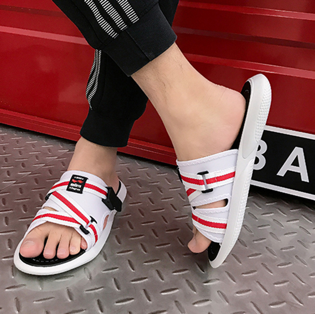 Shoes Hee Grand 2019 New Summer Novelty Med Heel Slides Women Platform Slippers Slip On Solid Sandals Fabric Lady Daily Mules Xwz5562 Slippers