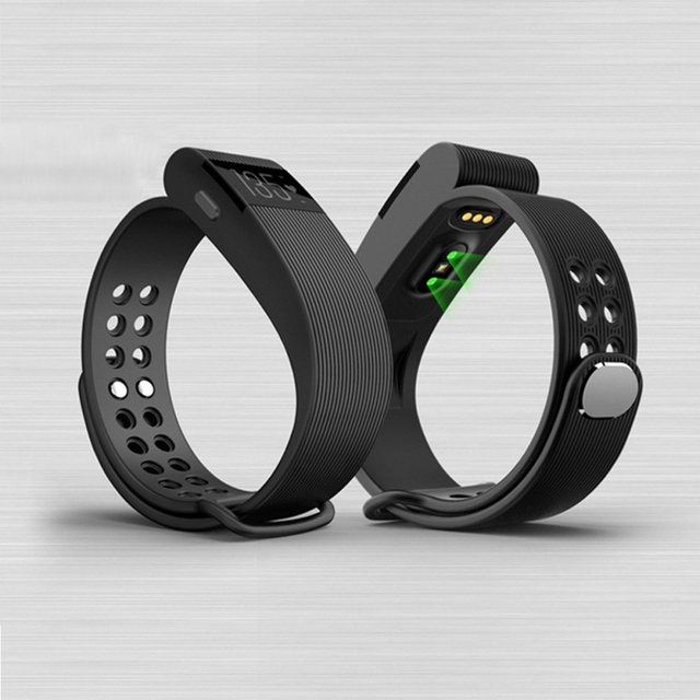 Excellent Quality 2016 Bluetooth Smartwatch Touch Screen Fitness Heart Rate Monitor Smart Bracelet Wristband For IOS Android