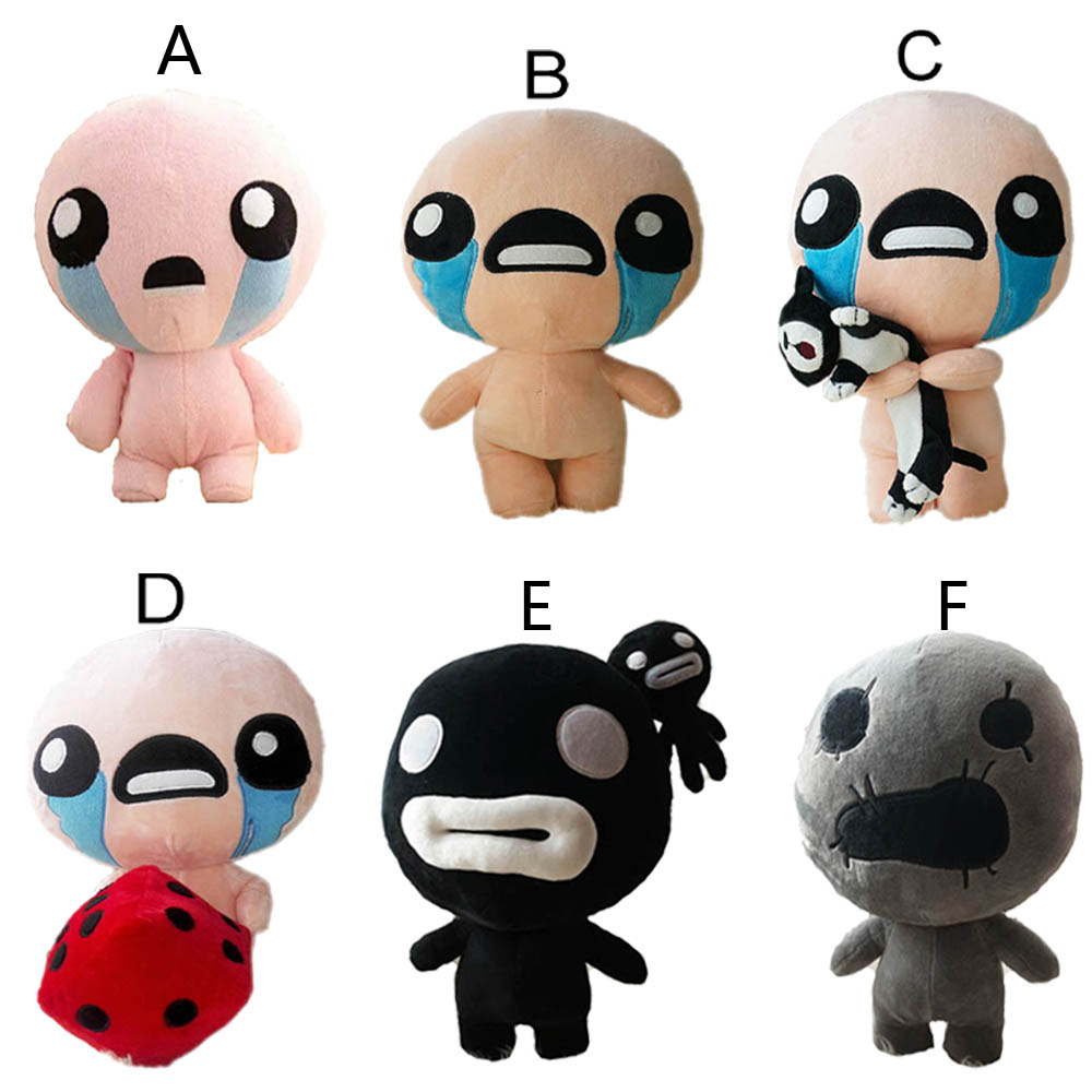 Online Buy Wholesale Binding Of Isaac Plush From China