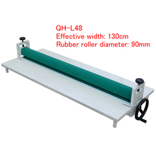 Laminating-Effective Cold-Roll-Laminator Manual QH-L48 1pc Width
