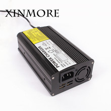 XINMORE AC-DC 84V 4A 3A 2A Lithium Battery Charger For 72V E-bikeo Battery Tool Power Supply for Refrigerators & TV Receivers