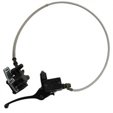 GOOFIT Front Disc Brake for 110cc-125cc Apollo Dirt Bike Scooter Moped Atv Pit C029-028
