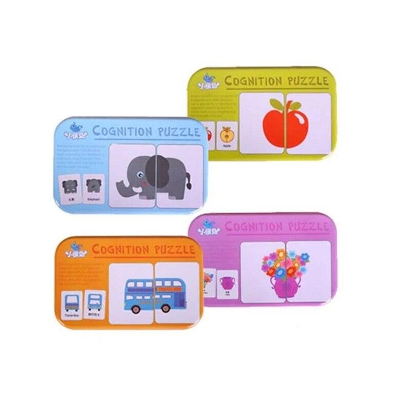 Livre en tissu développement de l'intelligence jouet éducatif bébé chiffon doux apprentissage Cognize livres pour 0-12 mois enfants jouet livre calme