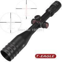 T EAGLE Тактический Long Range винтовки Сфера 4 16x44 SFIR Air винтовка оптика в красный горошек с подсветкой прицел пушка съемки