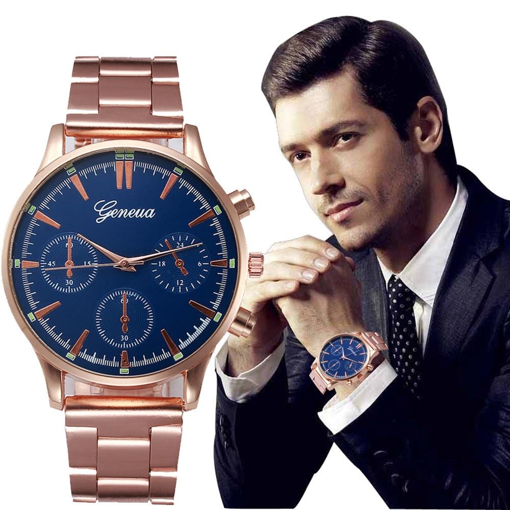 d006d477034 Splendid Mulheres Unissex Relógios homens Moda Mulher Strass Áustria  Cristal Feminino Relógios Quartz relógios de Pulso Lady Dress Watch