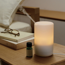 Mini Air Ultrasonic Humidifier USB Charging 5Color Led Night Light Aromatherapy Essential Oil Aroma Diffuser For Home Car Office стоимость