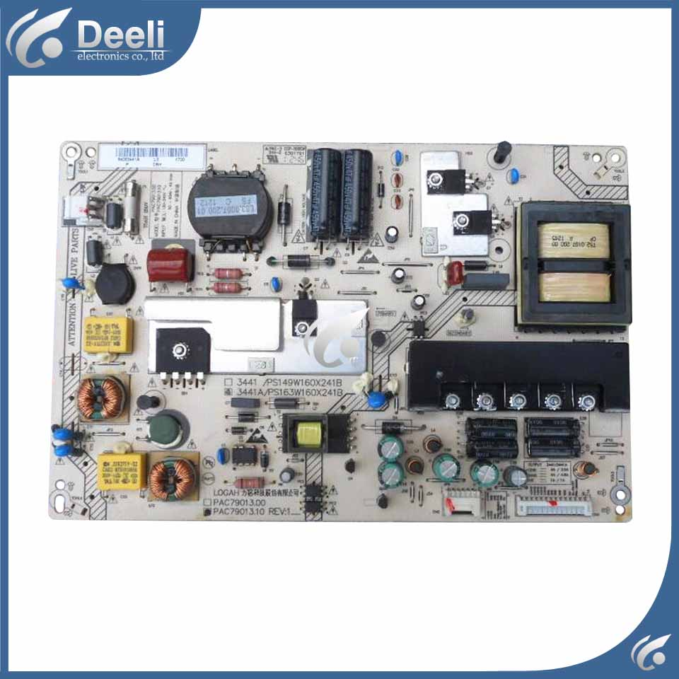95% new Power Supply Board LE55A700K3D PAC79013.10 used board good Working 95% new power supply board led55k370 rsag7 820 5687 roh hll 4856wa second hand