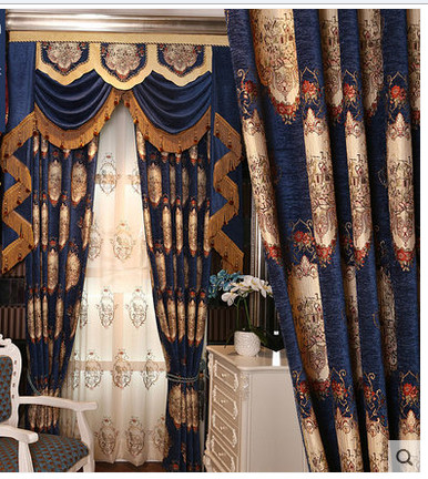 Popular Luxury Curtains-Buy Cheap Luxury Curtains lots from China ...