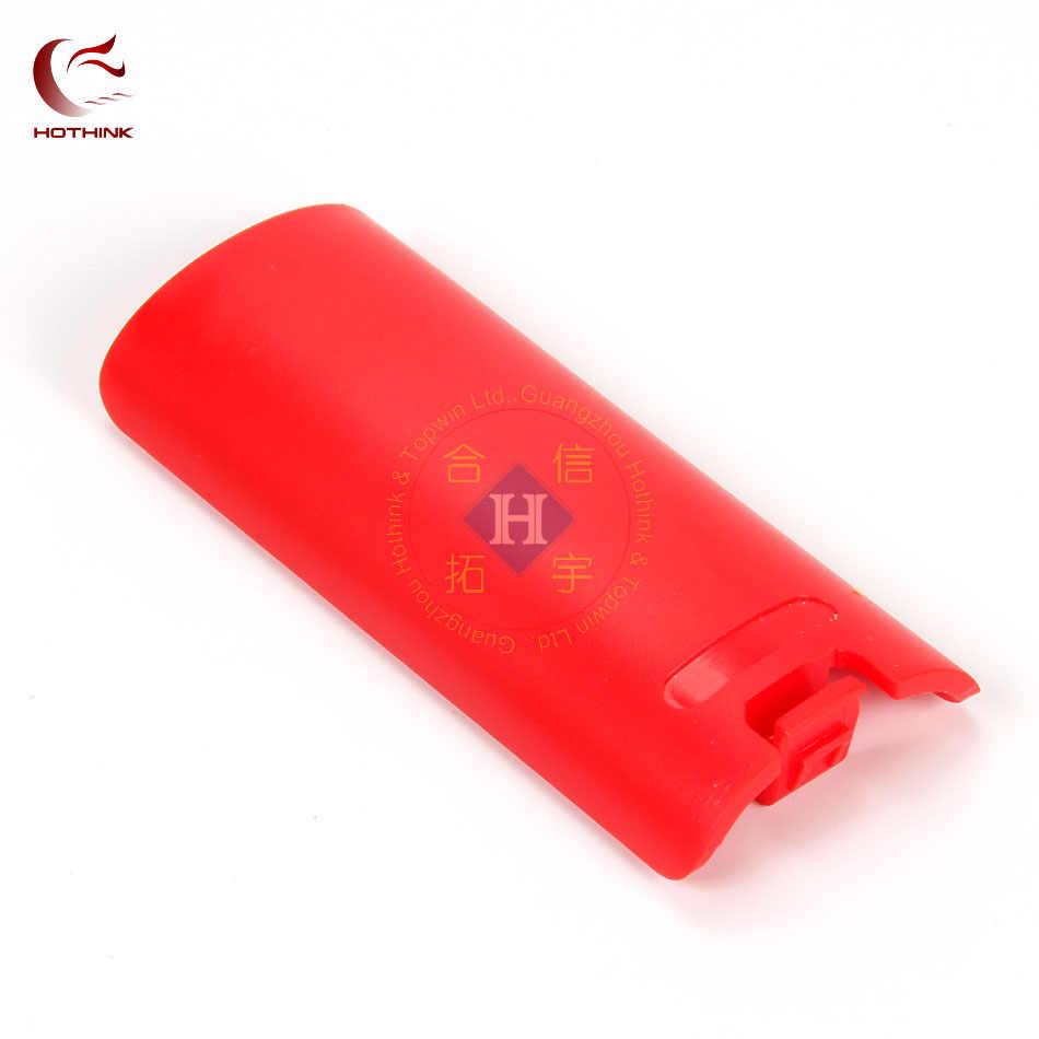 HOTHINK 2 шт./лот Новый Батарея пакет задняя крышка Shell комплект для WII WIIU WII U пульт дистанционного управления геймпад