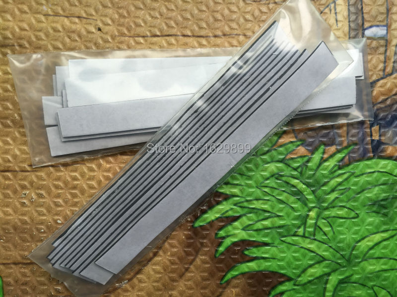 1 bag heidelberg printing machine spare parts fountain triangle seal stickers for CD102 SM105 PM52 ETC. mahcine