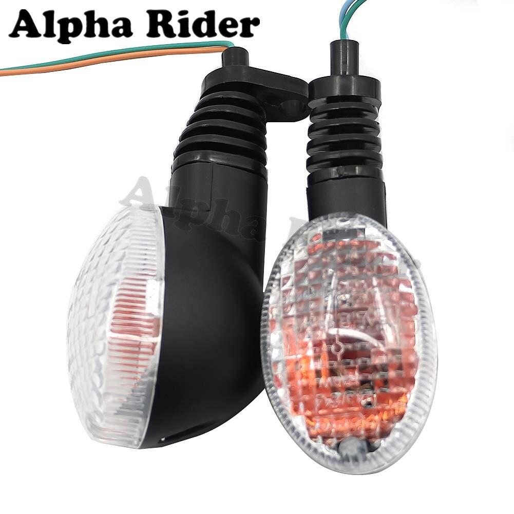 For Kawasaki EX 250 Ninja 250R 08-12 KLX250 SF 09-15 Turn Signals Light Blinker Indicator Flasher Lamp EX250 2008 2009 2010 2011