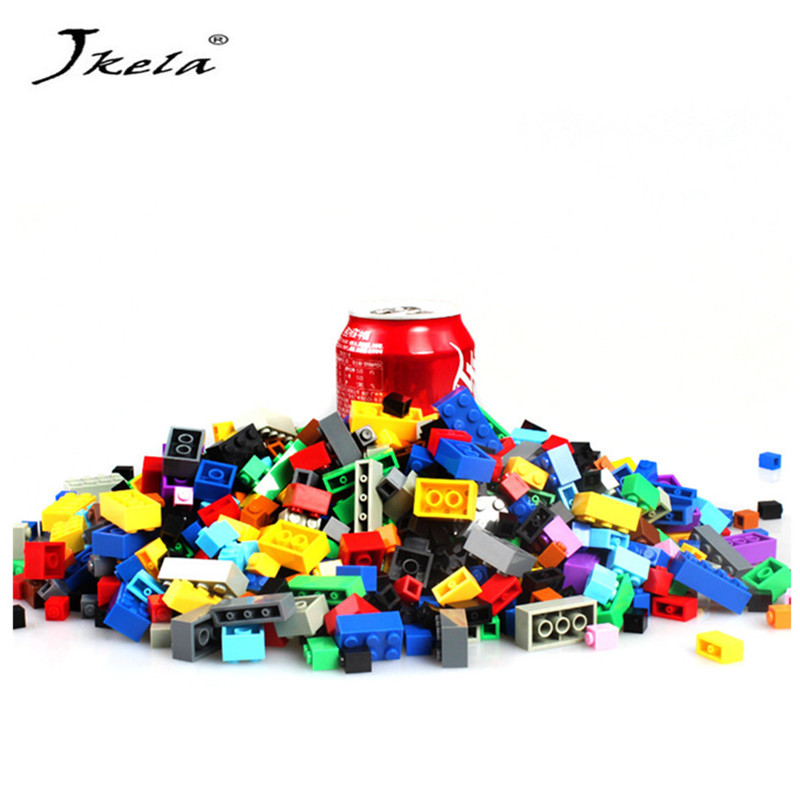 [Jkela]333pcs Bulk Bricks Blocks Compatible Legoingly Duplo DIY Building Bricks Educational Toys Bricks Accessories