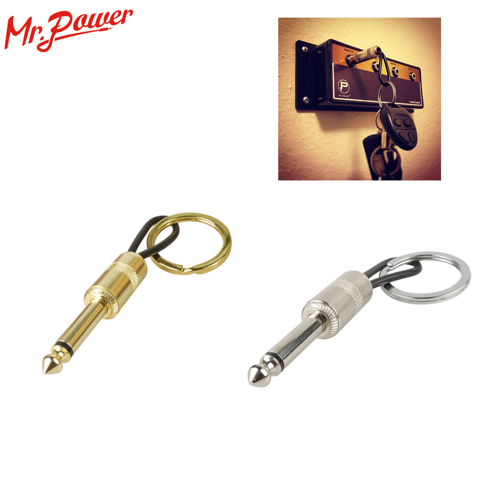 Keychains Personalized Keychain for him Mac chain Connector Plug pop Key  Ring Metal Idea Musical Gift michael scott keychain