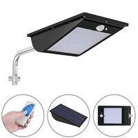 Waterproof 110 LED Solar LED Outdoor Wall Lamp PIR Lamp Motion Sensor Solar Buitenlamp Light For Garden Decor Corridor Lamp
