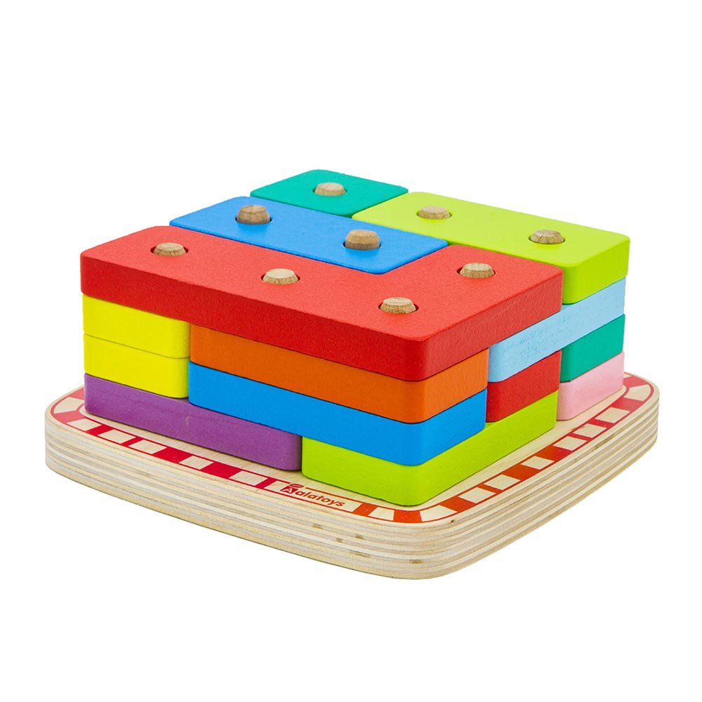 Puzzles Alatoys COR22 play children educational busy board toys for boys girls lace maze blocks alatoys kkm03 play designer cube building block set cube toys for boys girls barrow