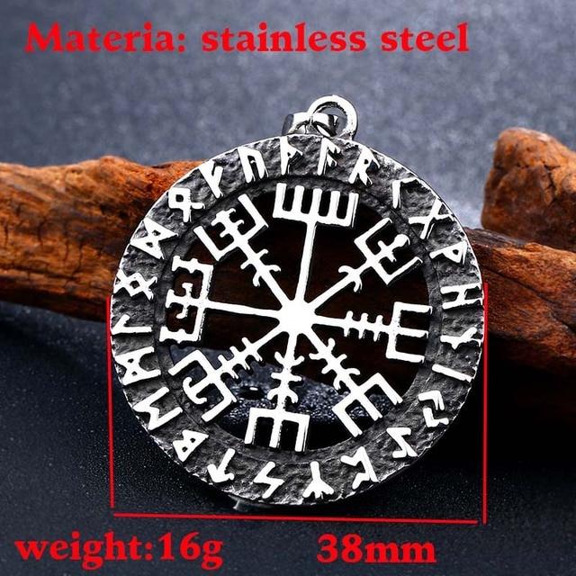 Beier inossidabile 316L martello mjolnir pendente della collana vichingo scandinavo norse vichingo collana Uomini regalo gioielli di moda