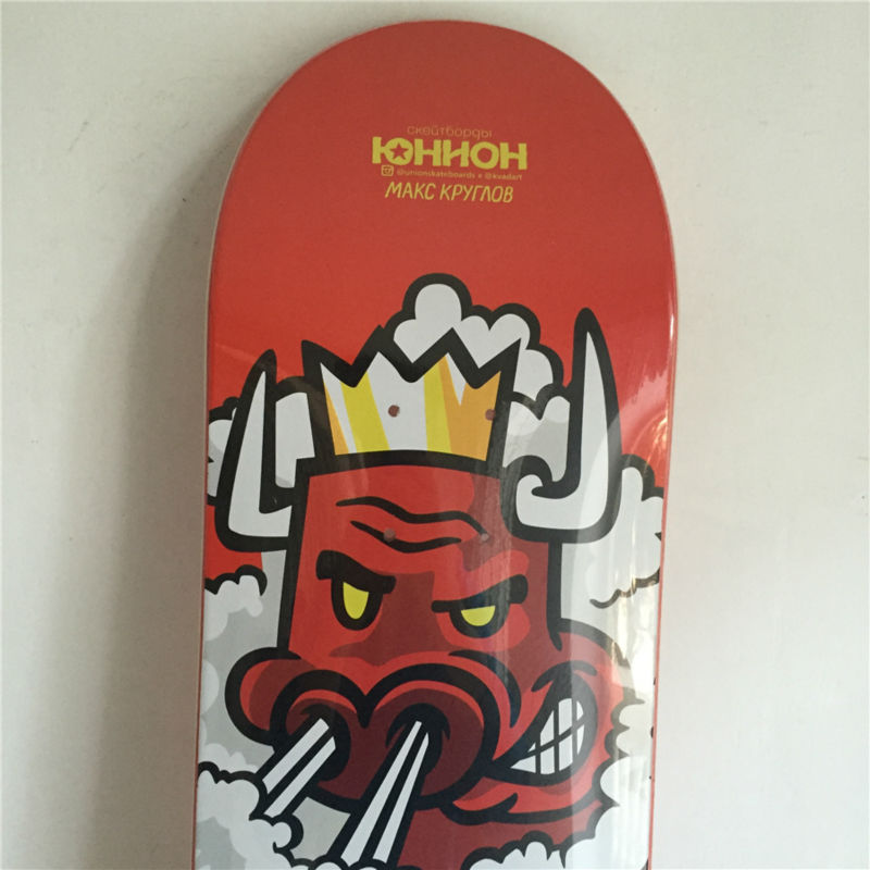 UNION skateboarding deck  (11)
