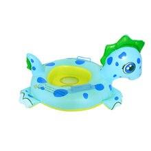 Детский Надувной круг для плавания защитный кикборд детский