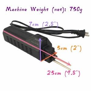 Image 4 - Grapadora caliente para reparación de parachoques de coche, guardabarros, Kit de reparación de plástico, soldador de carenado, máquina de soldadura de plástico portátil