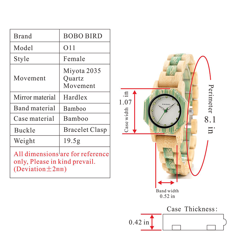 Watch Wood Wristwatches with Wooden Band Female Watches Lady Quartz Watch relogio feminino (63)