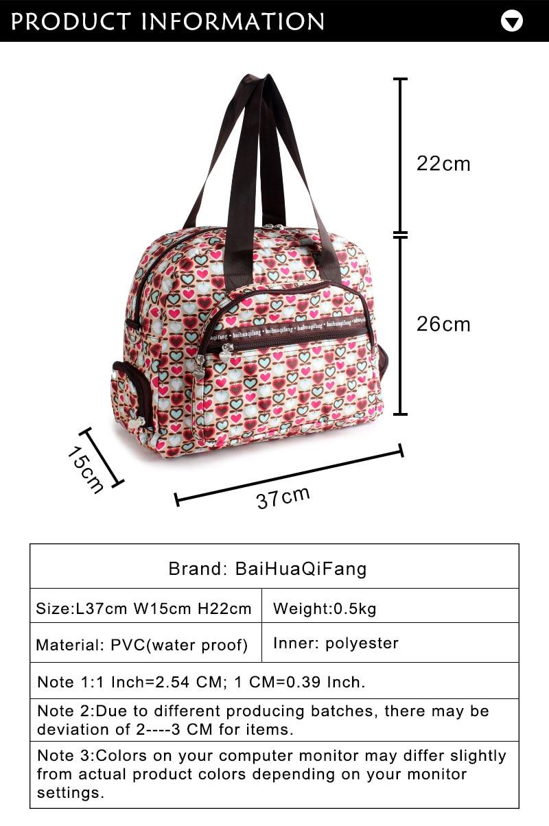 Cute Hearts Design Weekender Bag