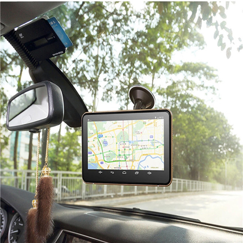 7inch android gps+DVR +Blue tooth+Wifi