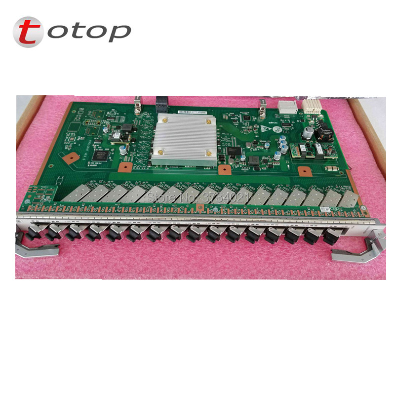 hua wei 16 ports EPHF EPON Board Advanced EPON OLT Interface Card Use for MA5800 X7 X15 X17 OLThua wei 16 ports EPHF EPON Board Advanced EPON OLT Interface Card Use for MA5800 X7 X15 X17 OLT