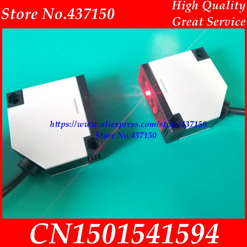 E3JK-R30N1 Rest Assured That The Laser On The Photoelectric Switch Visible Red Light Distance Of 30 Meter