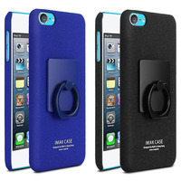 For Apple Ipod Touch 6 Case Original IMAK Frosted Matte PC Plastic Case Cover With Ring