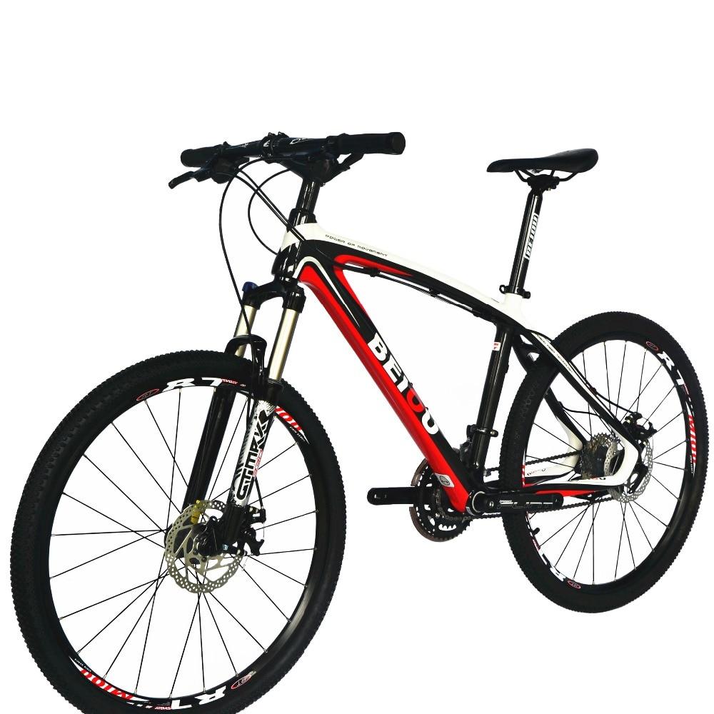 BEIOU Bicycles Hardtail Mountain Bike 26 Inch Shi mano 3x9 Speed ...