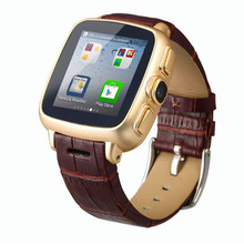 W08 bluetooth smart watch mtk6572 dual core mit 5.0mp kamera wifi 3G GPS Wasserdichte Smartwatch Für iOS Android PK K8 D5 X5