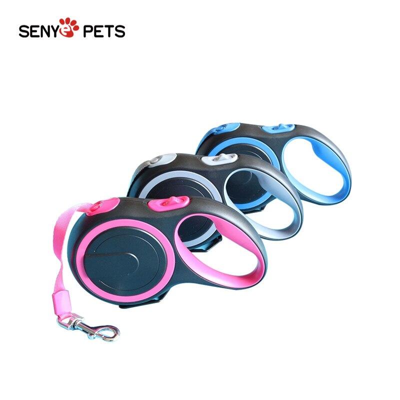 אוטומטי רצועה נשלף כלב 3M / 5M נשלף כלב - מוצרים לחיות מחמד