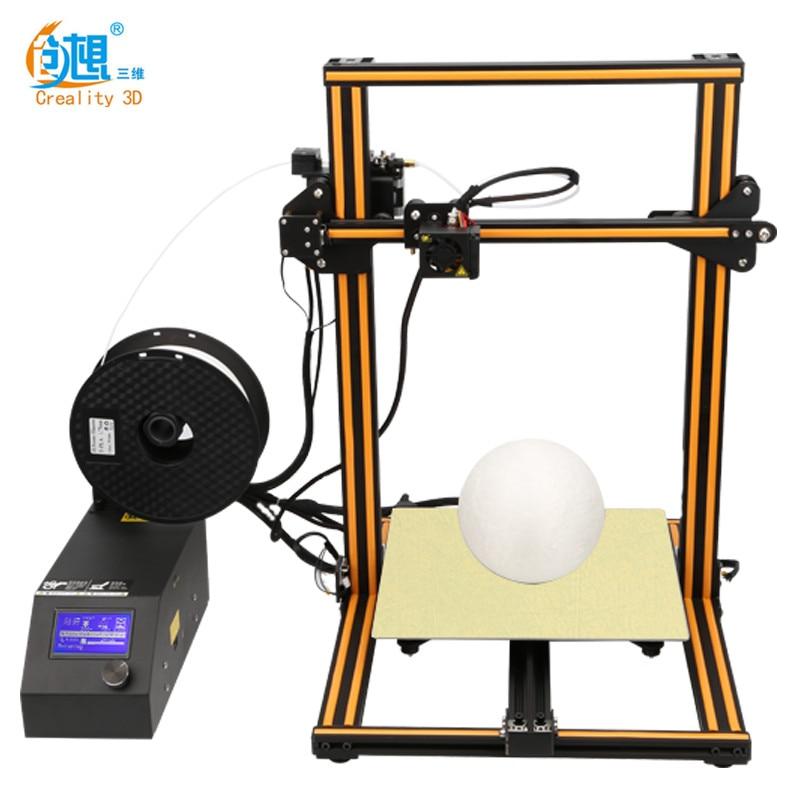 CREALITY 3D Stampante Accessori Per il Portatile CR-10S Stampante Dua Z Asta Filamento Sensore di Rilevamento Riprendere Spegnimento Opzionale 3D Kit Stampante